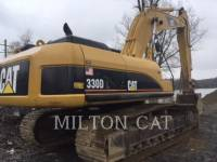 CATERPILLAR TRACK EXCAVATORS 330 D  equipment  photo 4