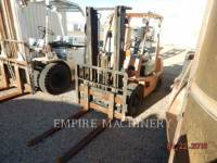 Equipment photo TOYOTA INDUSTRIAL EQUIPMENT FORKLIFT 动臂升降机 1