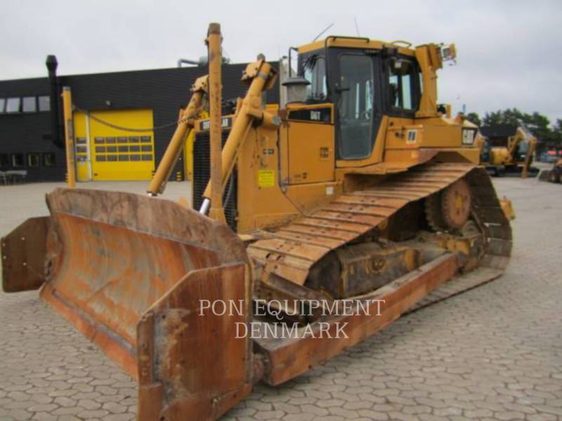 CATERPILLAR WHEEL DOZERS D6T LGP equipment  photo 1