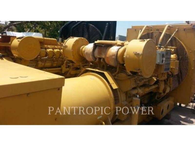 CATERPILLAR Grupos electrógenos fijos 3512 equipment  photo 3