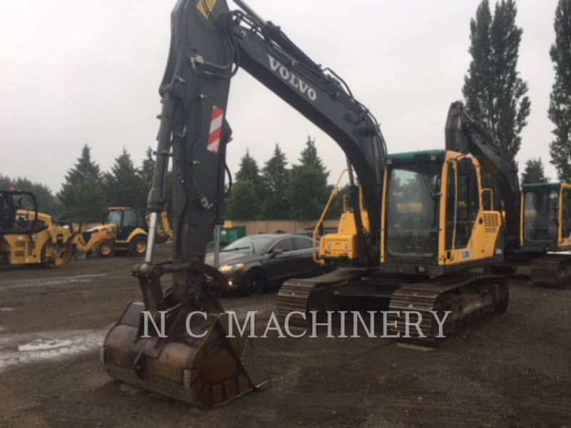 VOLVO CONSTRUCTION EQUIPMENT TRACK EXCAVATORS EC140BLC equipment  photo 1