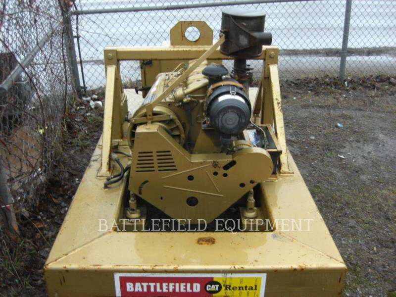 MISCELLANEOUS MFGRS PORTABLE GENERATOR SETS VE35DS equipment  photo 5