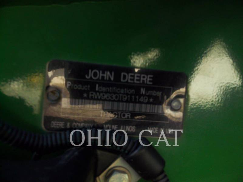 JOHN DEERE AG TRACTORS 9630T equipment  photo 18
