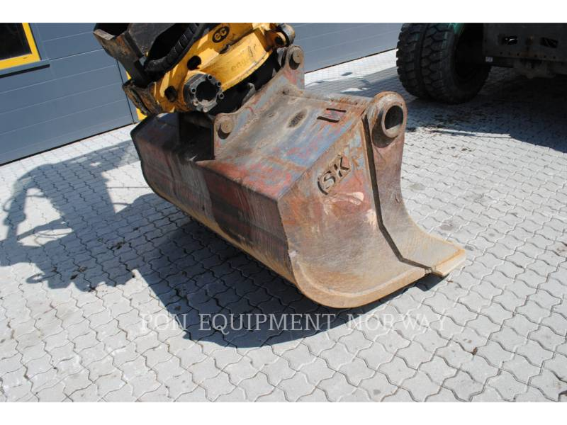 VOLVO CONSTRUCTION EQUIP BRASIL WHEEL EXCAVATORS EW 160 C equipment  photo 6