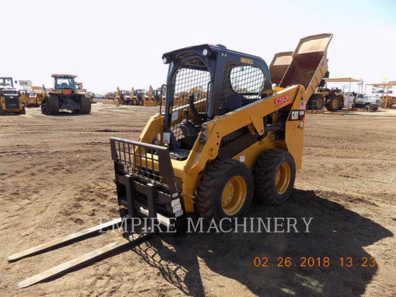 CATERPILLAR スキッド・ステア・ローダ 226D equipment  photo 4