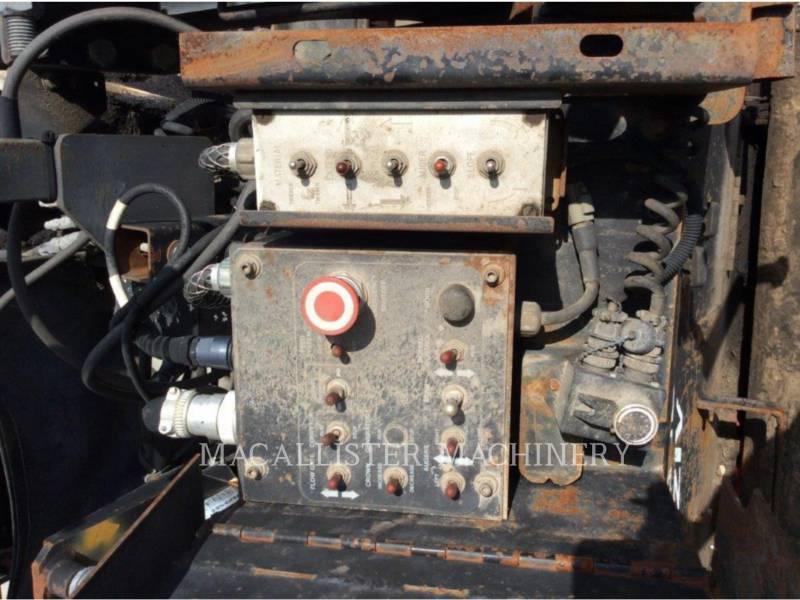 ROADTEC ASPHALT PAVERS RP195 equipment  photo 13