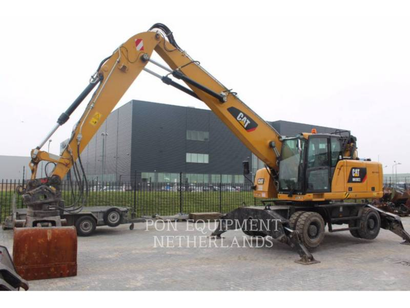 CATERPILLAR EXCAVADORAS DE RUEDAS MH3022 equipment  photo 1