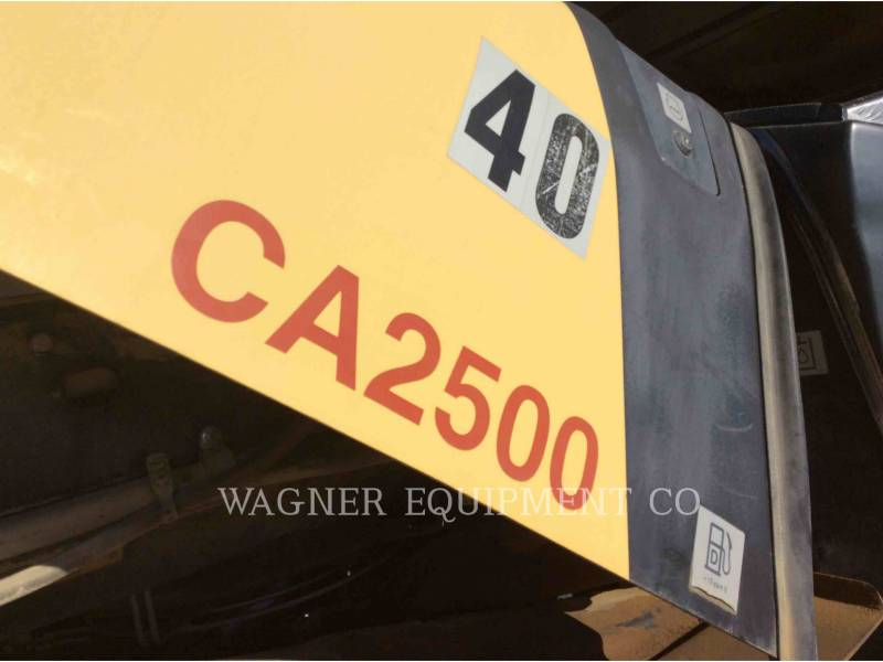 DYNAPAC COMPACTEURS CA2500PD equipment  photo 10