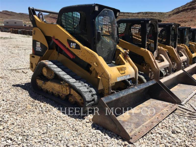 CATERPILLAR CARREGADEIRAS TODO TERRENO 289C2 C3T2 equipment  photo 3