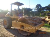 CATERPILLAR COMPACTEUR VIBRANT, MONOCYLINDRE À PIEDS DAMEURS CP-533E equipment  photo 3