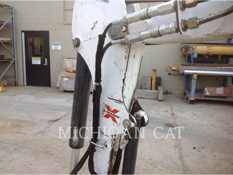 BOBCAT TRACK EXCAVATORS 329 equipment  photo 14