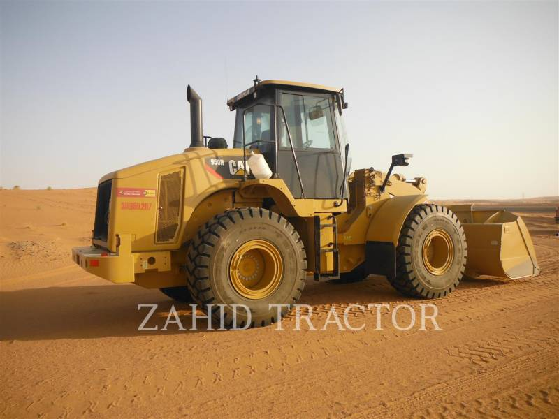 CATERPILLAR PALA GOMMATA DA MINIERA 950H equipment  photo 3