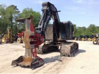 Equipment photo CATERPILLAR 521B FORESTRY - FELLER BUNCHERS - TRACK 1