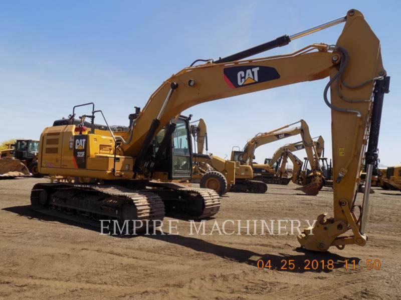 CATERPILLAR EXCAVADORAS DE CADENAS 323FL equipment  photo 1