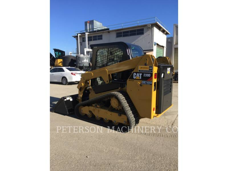 CATERPILLAR CHARGEURS COMPACTS RIGIDES 239D equipment  photo 5