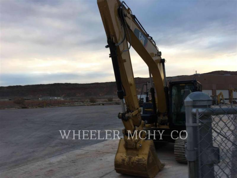 CATERPILLAR KETTEN-HYDRAULIKBAGGER 316E L equipment  photo 6