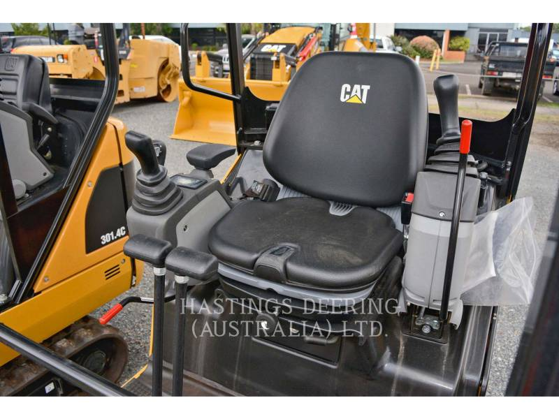 CATERPILLAR TRACK EXCAVATORS 301.7D equipment  photo 8