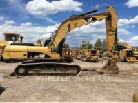 CATERPILLAR TRACK EXCAVATORS 330D L TCP equipment  photo 14