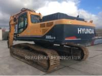 HYUNDAI TRACK EXCAVATORS R380 equipment  photo 3