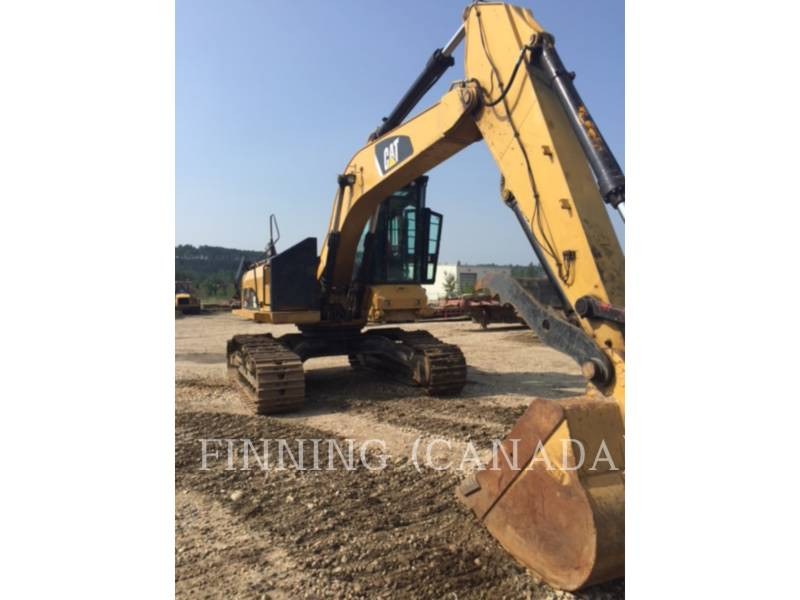 CATERPILLAR FORESTAL - EXCAVADORA 324DFMGF equipment  photo 1