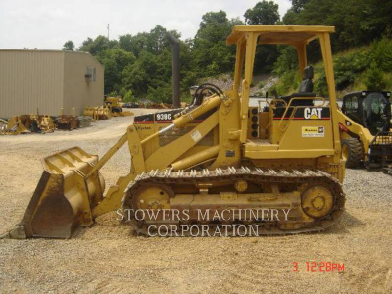 CATERPILLAR TRACK LOADERS 939C HST equipment  photo 2