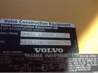 VOLVO CONSTRUCTION EQUIPMENT CARGADORES DE RUEDAS L110G equipment  photo 9