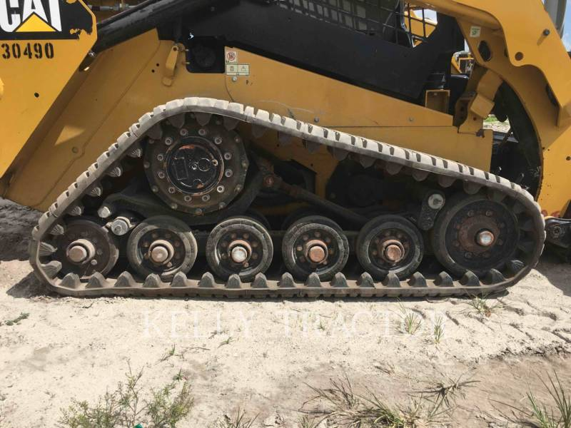 CATERPILLAR MULTI TERRAIN LOADERS 257D equipment  photo 10