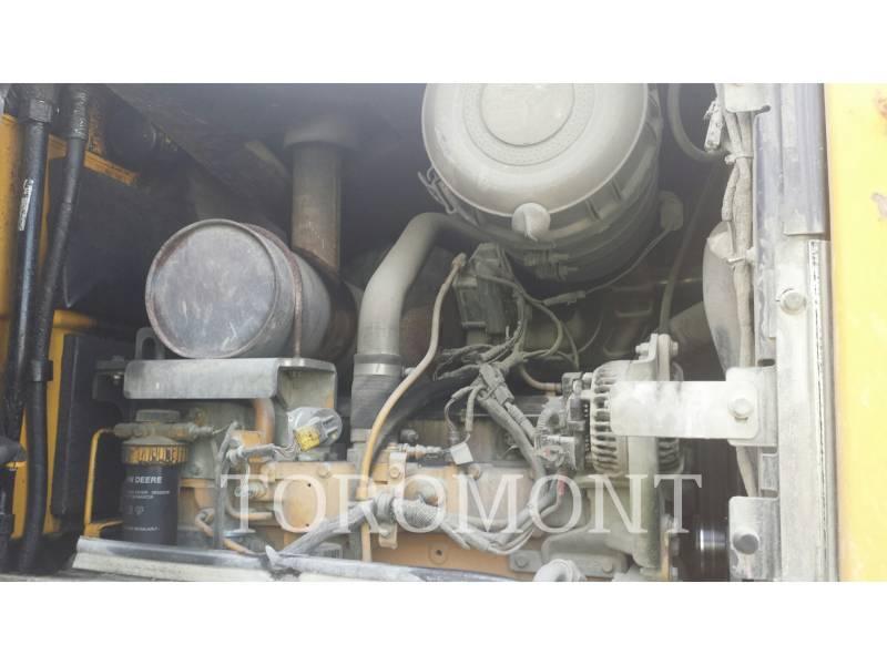DEERE & CO. CHARGEURS SUR PNEUS/CHARGEURS INDUSTRIELS 644K equipment  photo 7