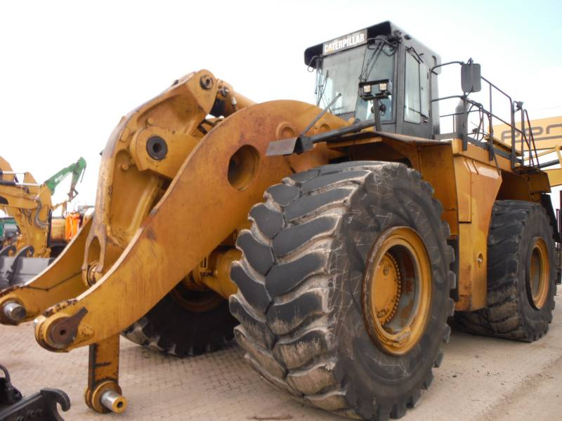 CATERPILLAR CARGADORES DE RUEDAS 990H equipment  photo 4
