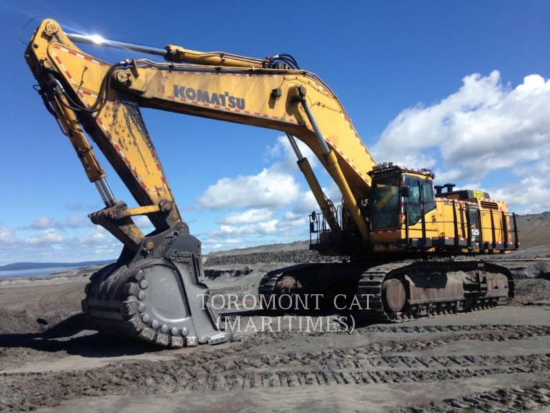 KOMATSU KOPARKI GĄSIENICOWE PC1250 LC equipment  photo 1
