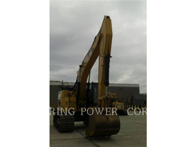 CATERPILLAR EXCAVADORAS DE CADENAS 335FL equipment  photo 2