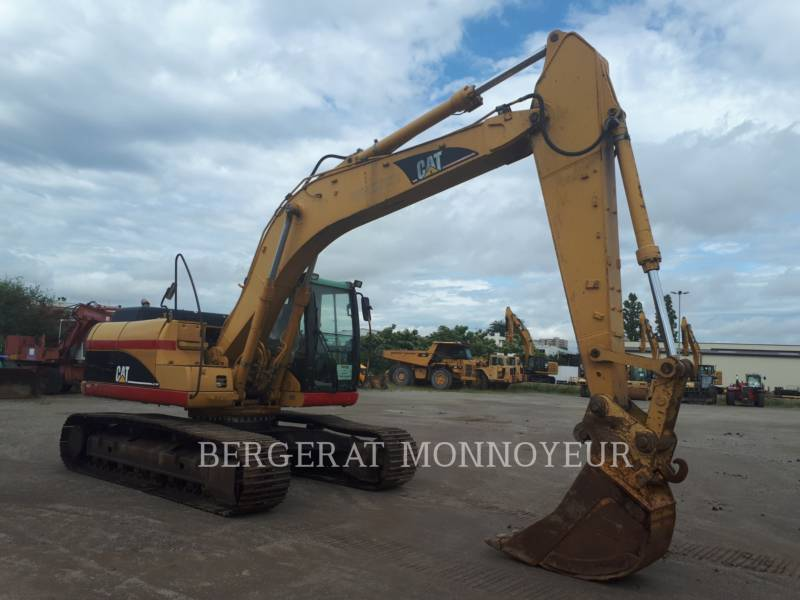 CATERPILLAR KOPARKI GĄSIENICOWE 318C equipment  photo 1