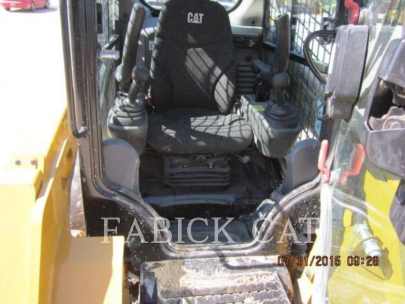 CATERPILLAR MINICARGADORAS 236D C3H4 equipment  photo 7