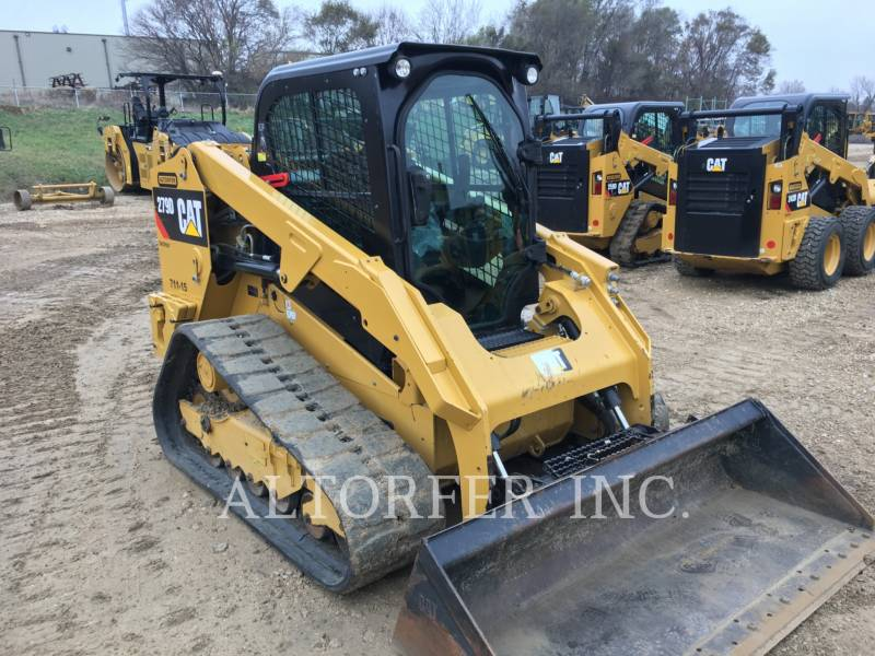 CATERPILLAR CHARGEURS COMPACTS RIGIDES 279D equipment  photo 1