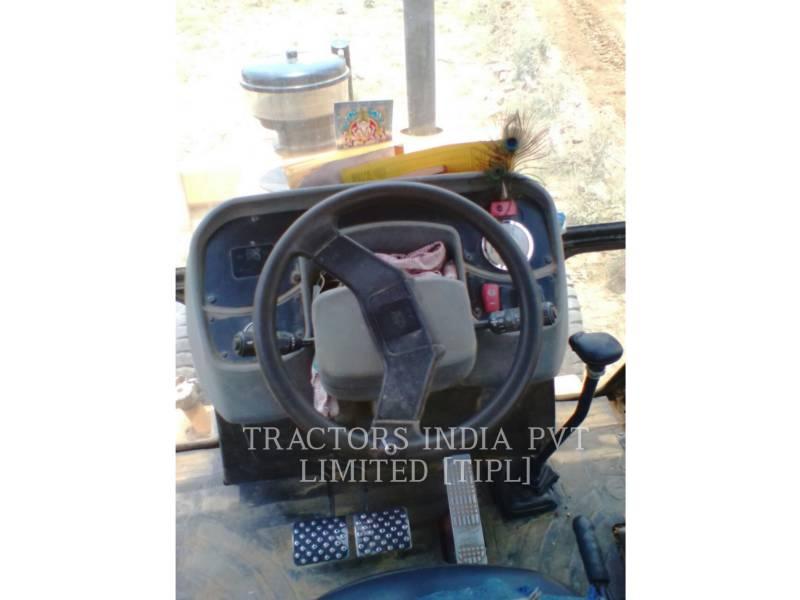 CATERPILLAR BAGGERLADER 424B equipment  photo 6