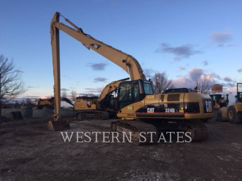 CATERPILLAR EXCAVADORAS DE CADENAS 324 D L SUPER LONG REACH equipment  photo 1