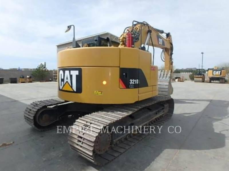 CATERPILLAR TRACK EXCAVATORS 321D LCR P equipment  photo 2