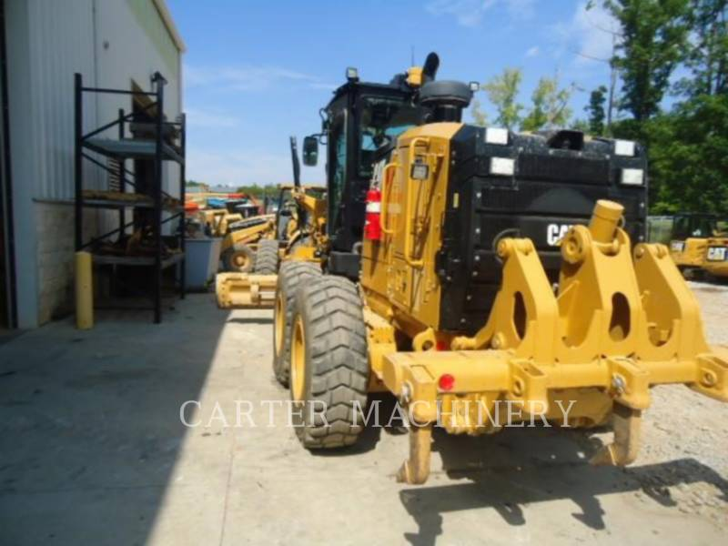 CATERPILLAR MINING MOTOR GRADER 140M3AWD equipment  photo 4