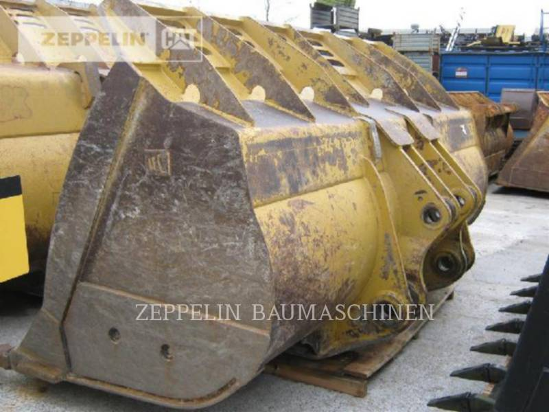 CATERPILLAR RADLADER/INDUSTRIE-RADLADER 980K equipment  photo 19