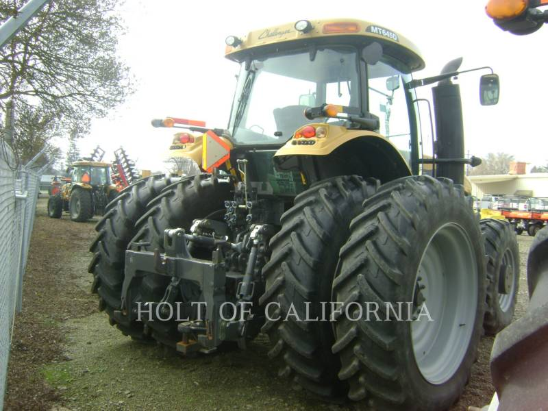 CHALLENGER AG TRACTORS MT645D GR11434 equipment  photo 3