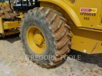 CATERPILLAR VIBRATORY SINGLE DRUM PAD CP54B equipment  photo 17