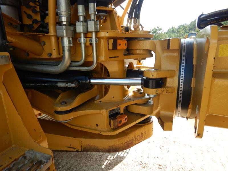 CATERPILLAR KNIKGESTUURDE TRUCKS 740 B equipment  photo 21