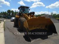 Equipment photo Caterpillar 972M ÎNCĂRCĂTOR MINIER PE ROŢI 1
