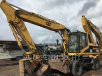 Equipment photo Caterpillar M318 EXCAVATOARE PE ROŢI 1