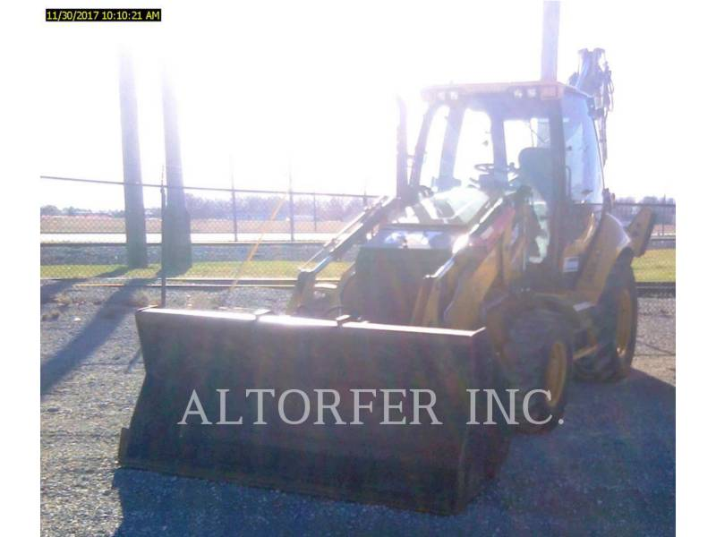 CATERPILLAR RETROEXCAVADORAS CARGADORAS 420F IT- equipment  photo 2