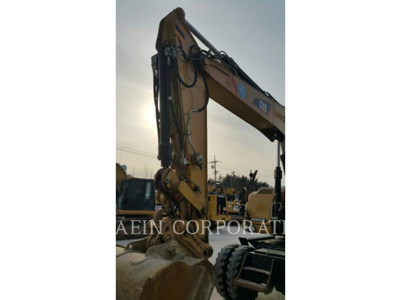 CATERPILLAR ESCAVADEIRAS DE RODAS M313D equipment  photo 4