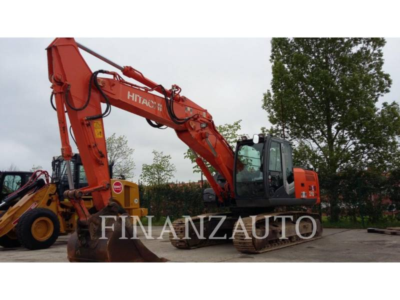 HITACHI KETTEN-HYDRAULIKBAGGER ZX210 equipment  photo 3