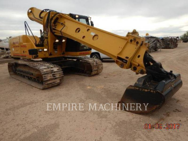 GRADALL COMPANY KOPARKI GĄSIENICOWE XL5200 equipment  photo 5