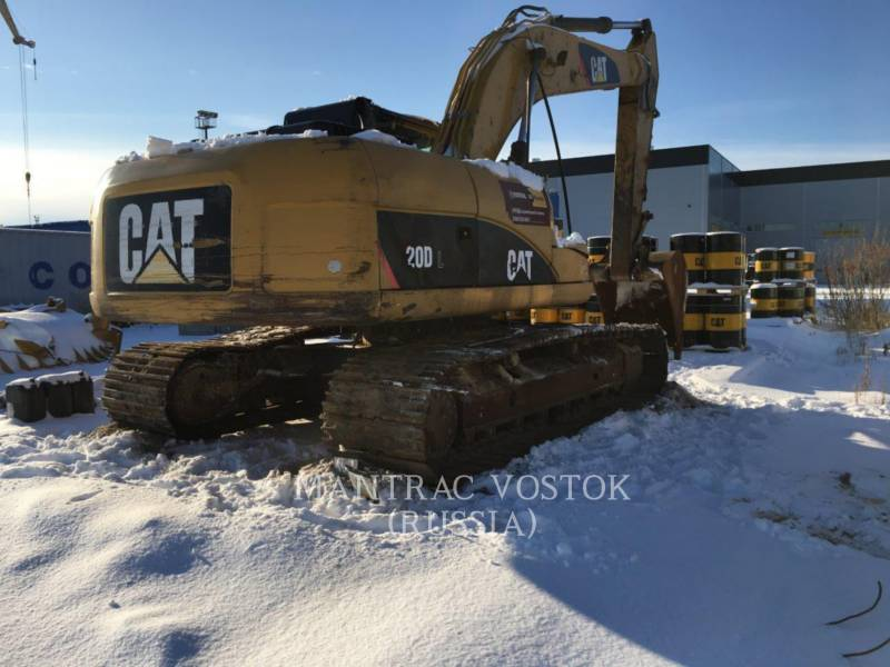 CATERPILLAR トラック油圧ショベル 320 D L equipment  photo 3
