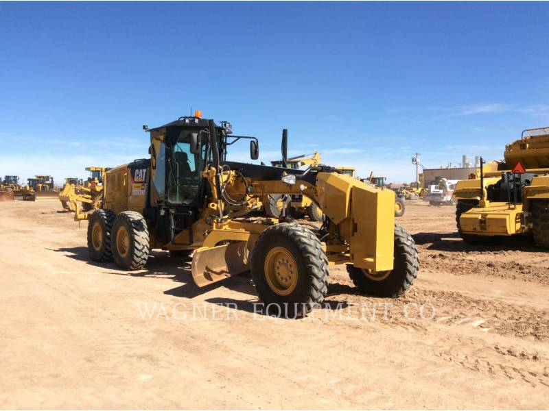 CATERPILLAR モータグレーダ 140M3 equipment  photo 4